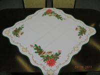 Vánoční ubrus 88x88 cm ; vzor 15 Vánoční ubrus 88x88 cm ; vzor 15
